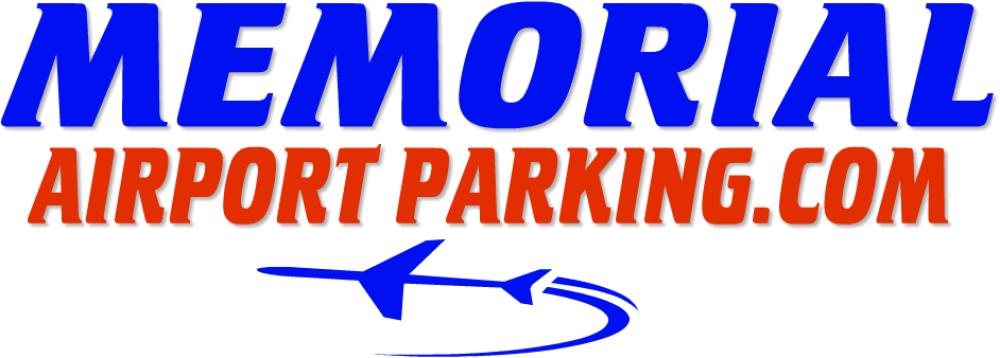Memorial Airport Parking Logo Good