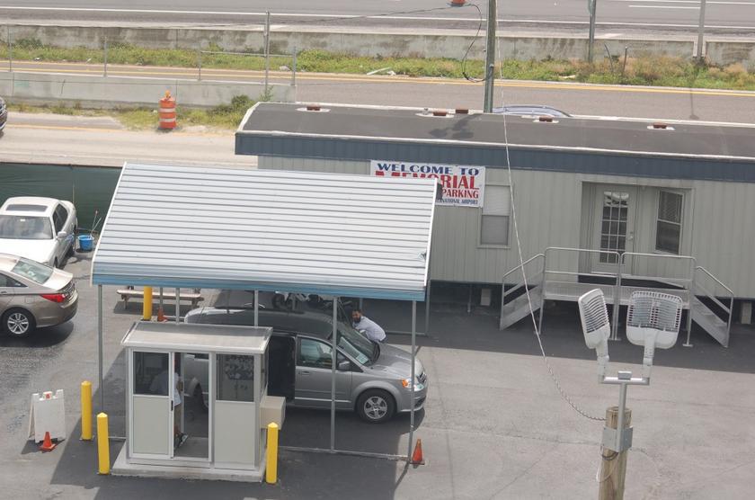 Memorial Airport Parking Tampa Florida TIA